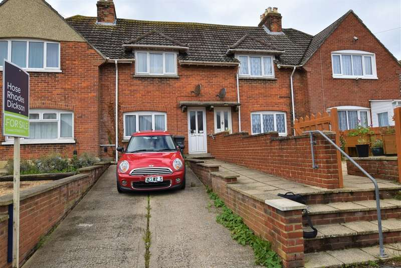 2 Bedrooms Terraced House for sale in Mill Hill Road, Cowes