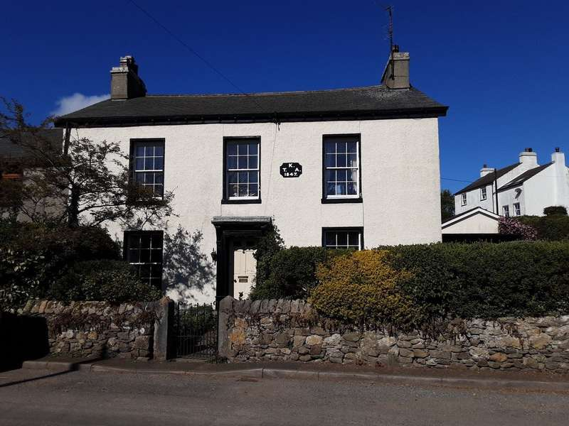4 Bedrooms End Of Terrace House for sale in Gleaston, Ulverston