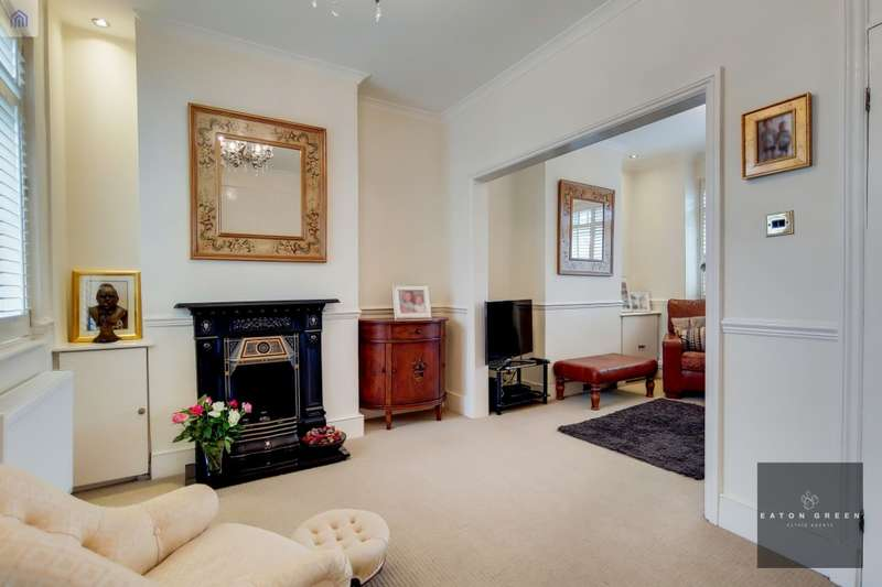 2 Bedrooms Terraced House for sale in Burnt Ash Lane, Bromley, BR1