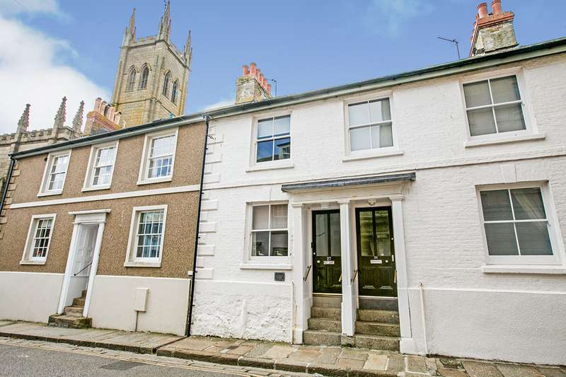 3 Bedrooms House for sale in Chapel Street, Penzance, Cornwall, TR18