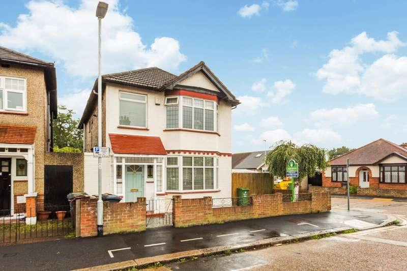 3 Bedrooms Detached House for sale in Lee Avenue, Chadwell Heath, Romford, RM6