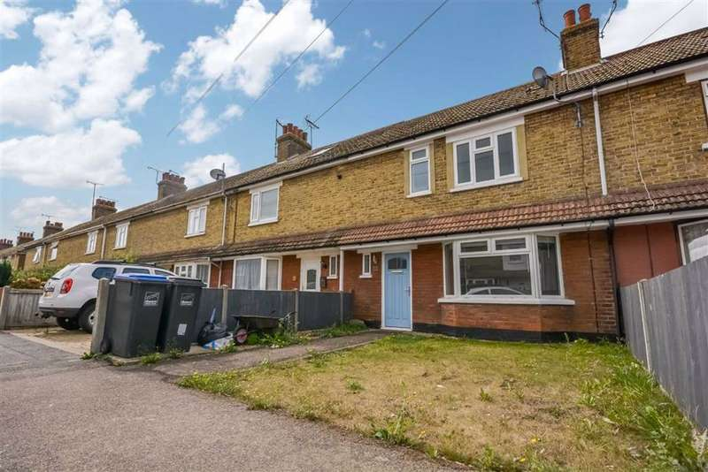 3 Bedrooms Terraced House for sale in Norman Road, Broadstairs, Kent