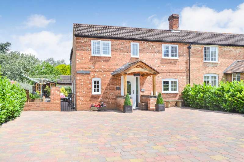 3 Bedrooms Cottage House for sale in Gloucester Road, Hartpury, Gloucestershire