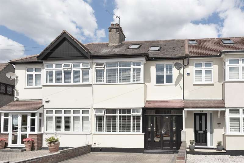 5 Bedrooms Terraced House for sale in Devonshire Road, Hornchurch, RM12 4LQ