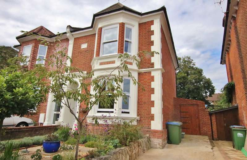 5 Bedrooms Semi Detached House for sale in Fine Character House with Four/ Five Bedrooms