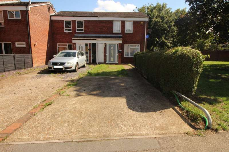2 Bedrooms End Of Terrace House for sale in Kingston Crescent, Chatham, Kent, ME5