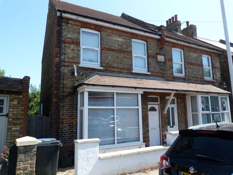 2 Bedrooms Semi Detached House for sale in Albion Road, Broadstairs, CT10