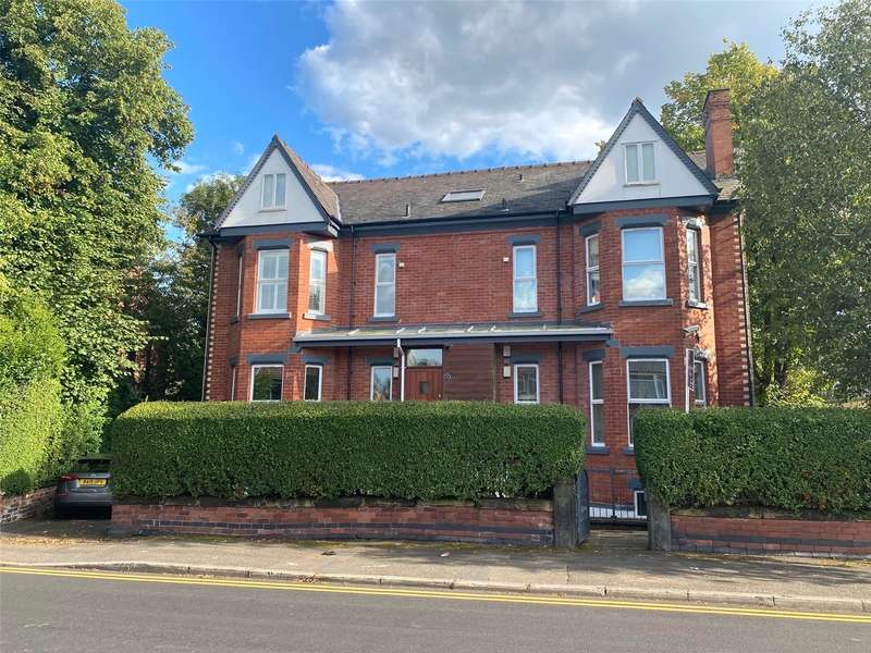 2 Bedrooms Apartment Flat for sale in Burton Road, West Didsbury, Manchester, M20