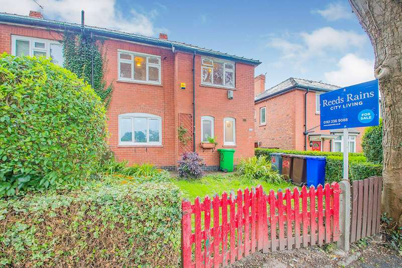 4 Bedrooms Semi Detached House for sale in Lightbowne Road, Manchester, Greater Manchester, M40