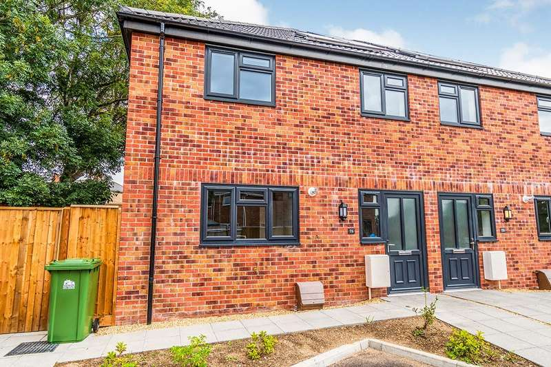 3 Bedrooms Semi Detached House for sale in Coxford Close, Southampton, Hampshire, SO16