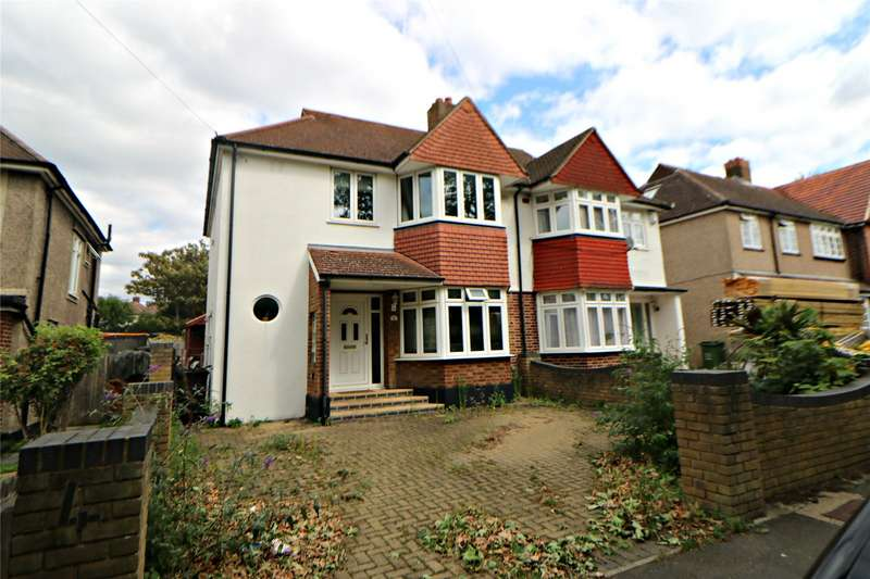 3 Bedrooms Semi Detached House for sale in Beachborough Road, Bromley, Kent, BR1