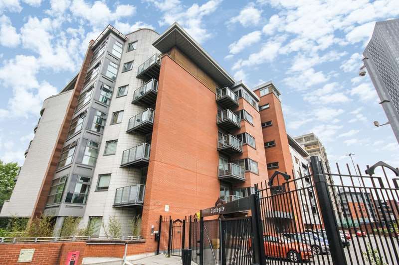 2 Bedrooms Flat for sale in Chester Road, Manchester, Greater Manchester, M15