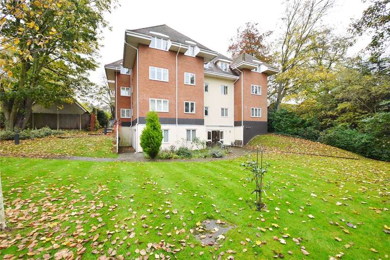 1 Bedroom Retirement Property for sale in Brook Lodge Rear of, 157-165 High Street, Ongar, Essex, CM5
