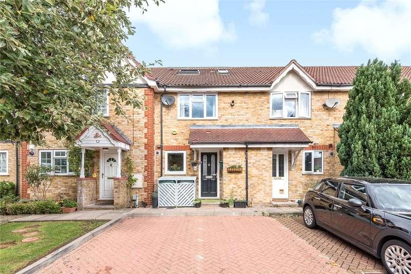 3 Bedrooms Terraced House for sale in Jordans Road, Rickmansworth, Hertfordshire, WD3
