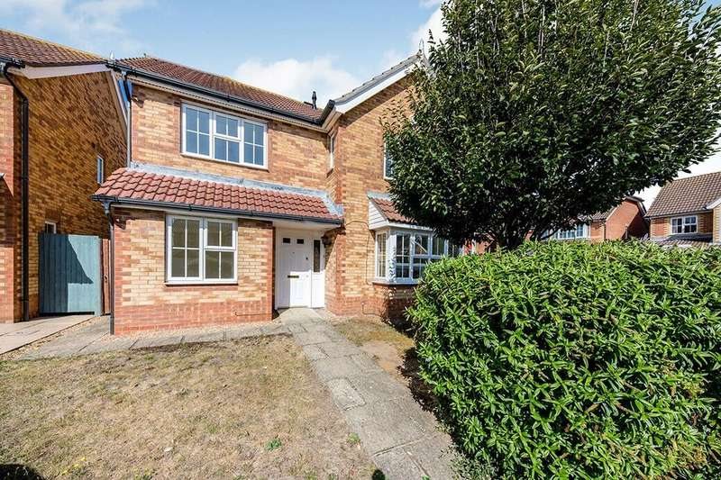 4 Bedrooms Detached House for sale in Brindle Grove, Ramsgate, CT11