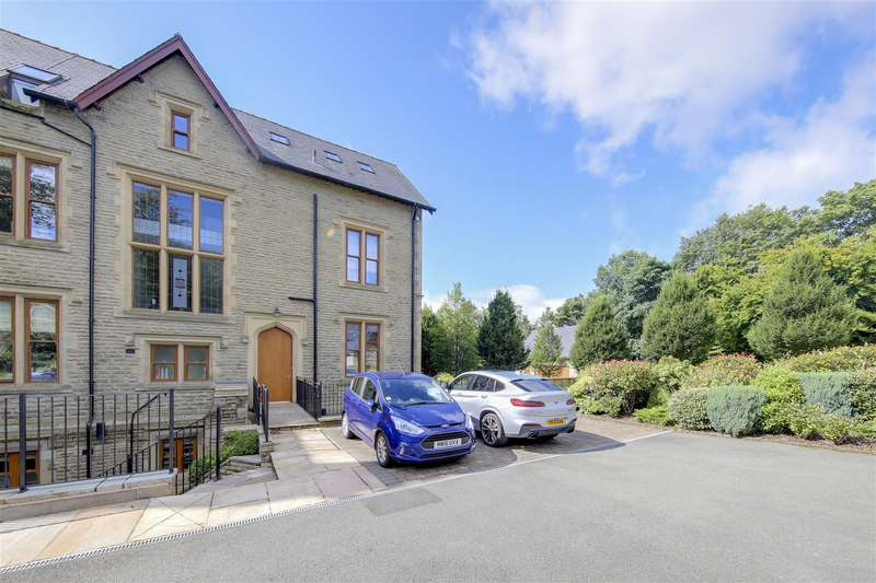 2 Bedrooms Property for sale in Lea Bank Hall, College Lane, Higher Cloughfold, Rossendale