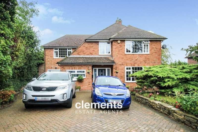 4 Bedrooms Detached House for sale in Leverstock Green, Hemel Hempstead