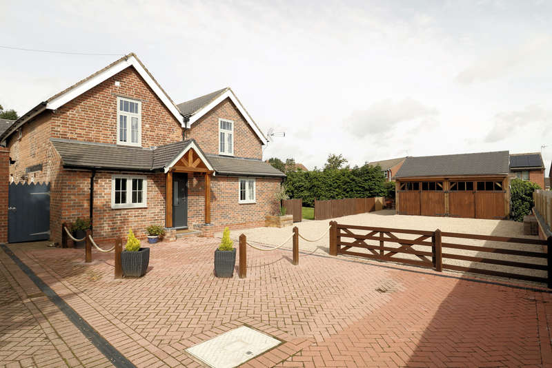 4 Bedrooms Detached House for sale in Burton Road, Ashby-de-la-Zouch