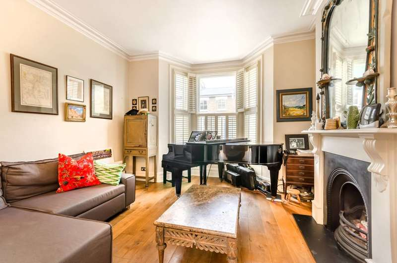4 Bedrooms House for sale in Minford Gardens, Brook Green, W14