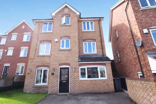 5 Bedrooms Detached House for sale in Ironstone Crescent, Sheffield, South Yorkshire, S35 3XT