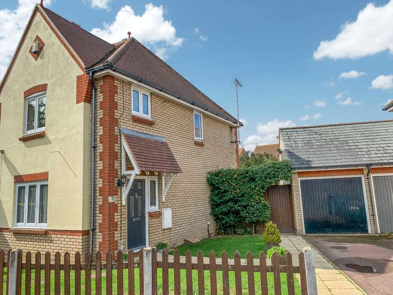 3 Bedrooms Semi Detached House for sale in Eastfield Road, Noak Bridge