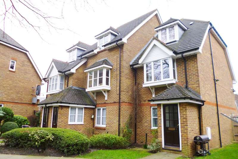 1 Bedroom Flat for rent in St Mary's View, Watford, WD18
