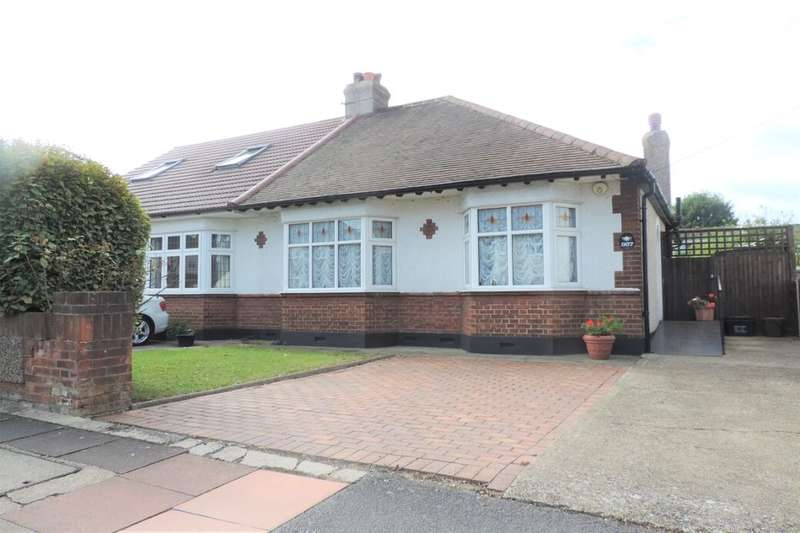 2 Bedrooms Semi Detached Bungalow for sale in Old Farm Avenue, Sidcup, DA15