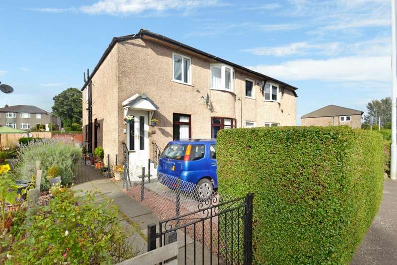 2 Bedrooms Flat for sale in Croftfoot Road, Croftfoot, G44