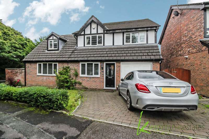 4 Bedrooms Detached House for sale in Ashworth Lane, Sharples
