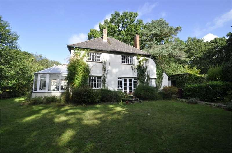 3 Bedrooms Detached House for sale in New Forest, RINGWOOD, Hampshire