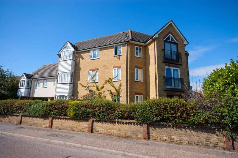 2 Bedrooms Apartment Flat for sale in Bodmin Road, Old Springfield, Chelmsford, CM1