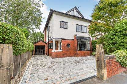 5 Bedrooms Semi Detached House for sale in Highgate Avenue, Fulwood, Preston, Lancashire, PR2