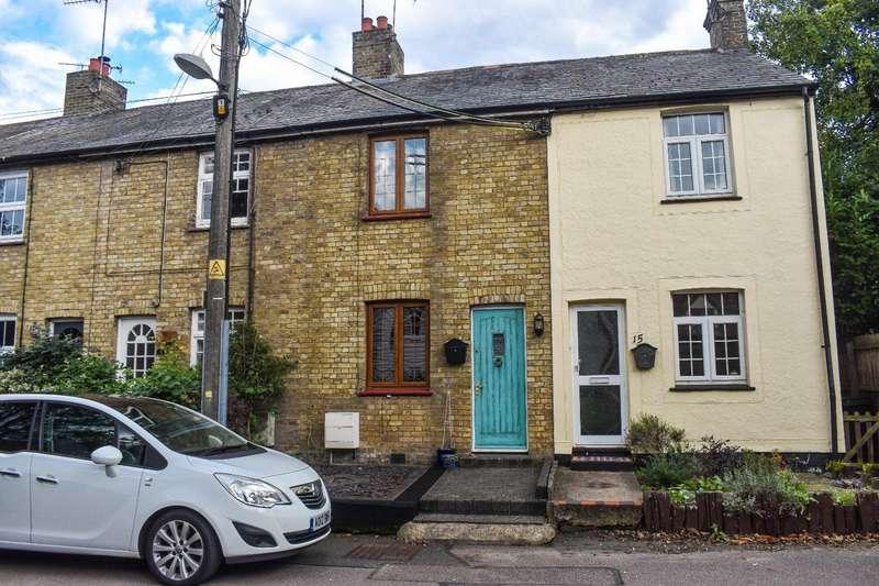 2 Bedrooms Terraced House for sale in Friars Lane, Braintree