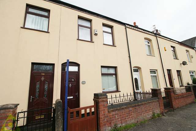 2 Bedrooms Terraced House for sale in Atherton Road, Hindley, WN2 3EE