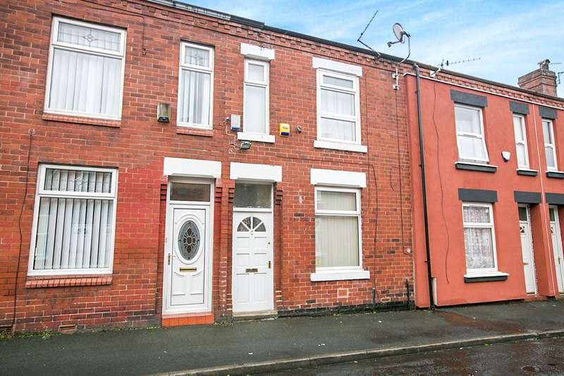 3 Bedrooms House for sale in Godwin Street, Abbey Hey, Manchester, M18