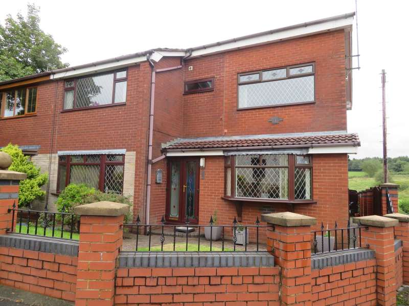 4 Bedrooms Semi Detached House for sale in Fir Lane, Royton
