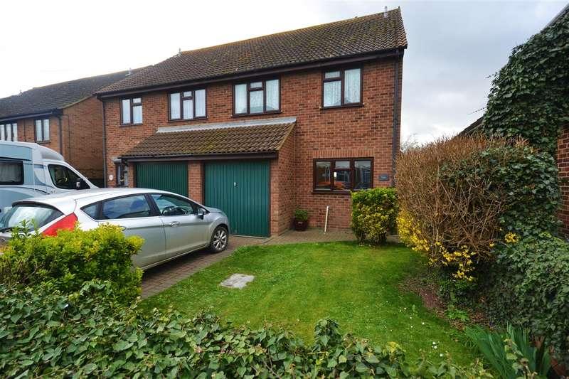 4 Bedrooms Semi Detached House for sale in Princess Margaret Road, East Tilbury Village