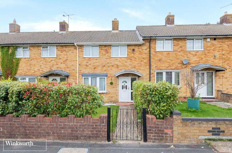 2 Bedrooms House for sale in Pinkerton Road, Basingstoke, Hampshire, RG22
