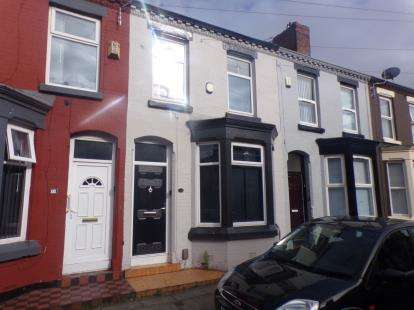 6 Bedrooms Terraced House for sale in Romer Road, Kensington, Liverpool, Merseyside, L6