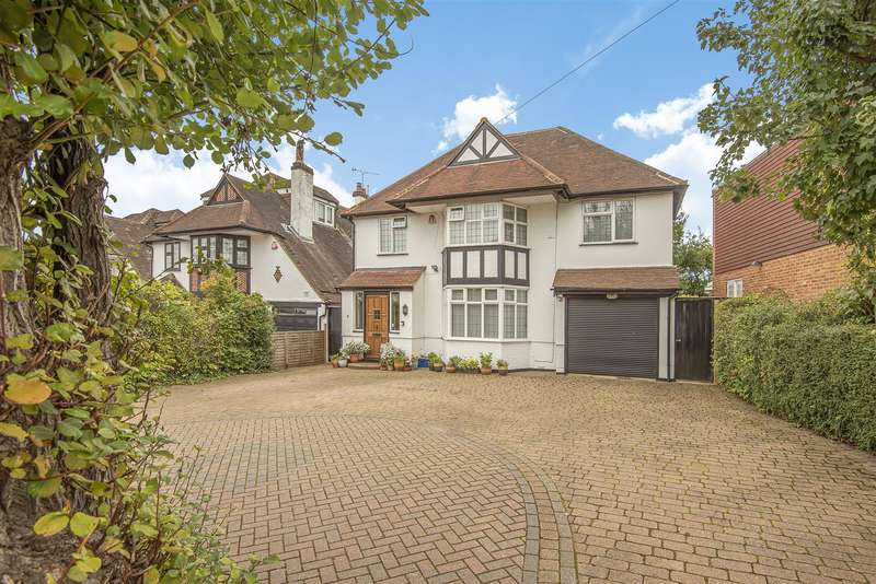 5 Bedrooms House for sale in Deacons Hill Road, Elstree,