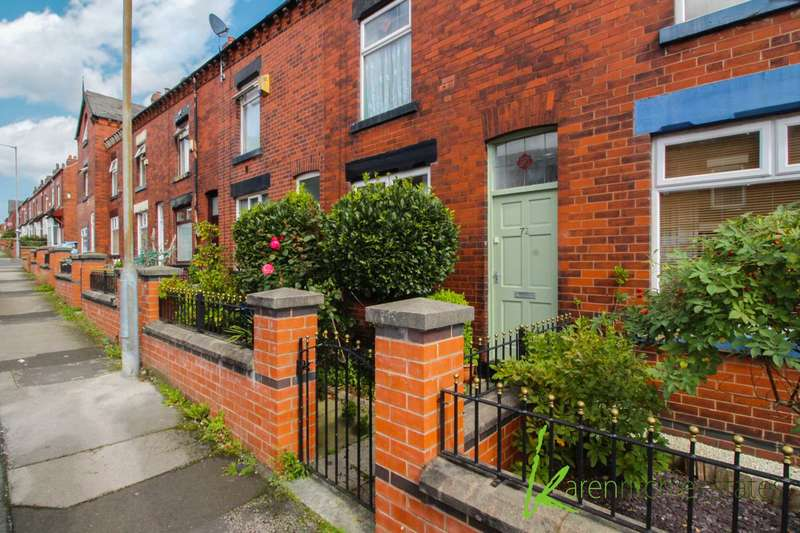 2 Bedrooms Terraced House for sale in Mornington Road, Bolton