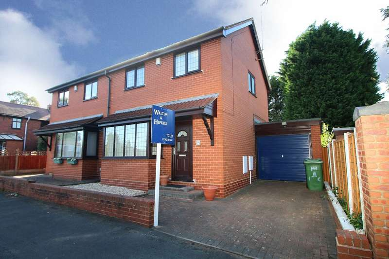 3 Bedrooms Semi Detached House for rent in Studley Gate, Stourbridge, DY8