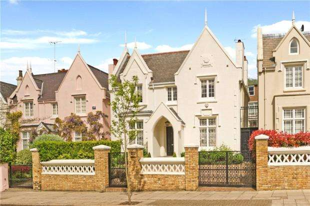 5 Bedrooms House for rent in Loudoun Road, London, NW8