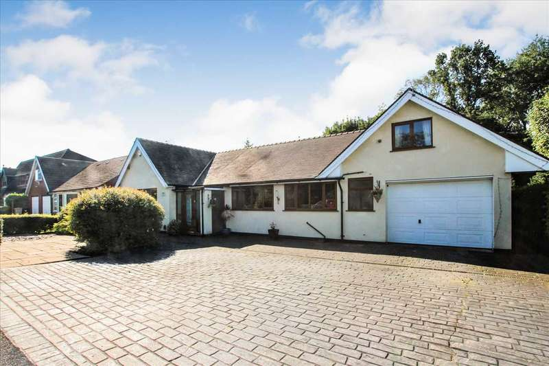 4 Bedrooms Detached House for sale in Rutherford Drive, Over Hulton