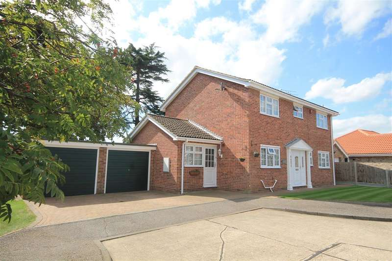 4 Bedrooms House for sale in Rockledge, Nightingale Way, Clacton on Sea