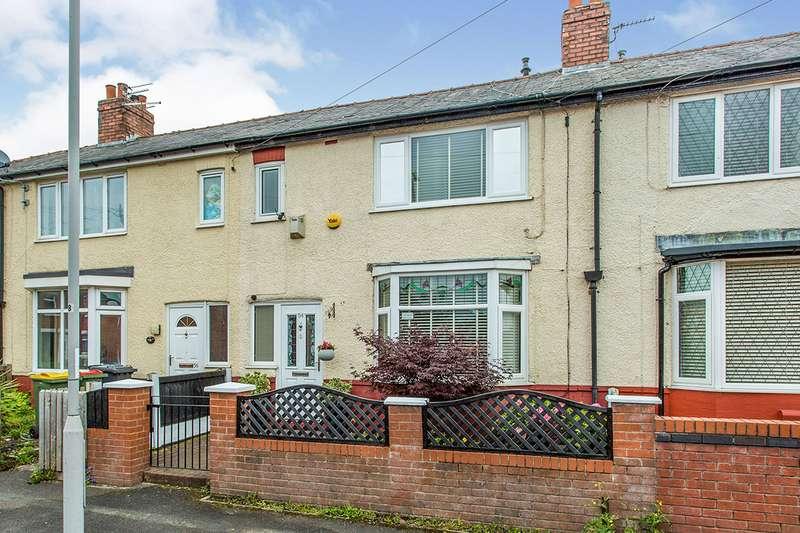 2 Bedrooms House for sale in Delaware Street, Preston, Lancashire, PR1