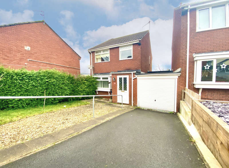 3 Bedrooms Detached House for sale in Cwm Dylan Close, Bassaleg, Newport