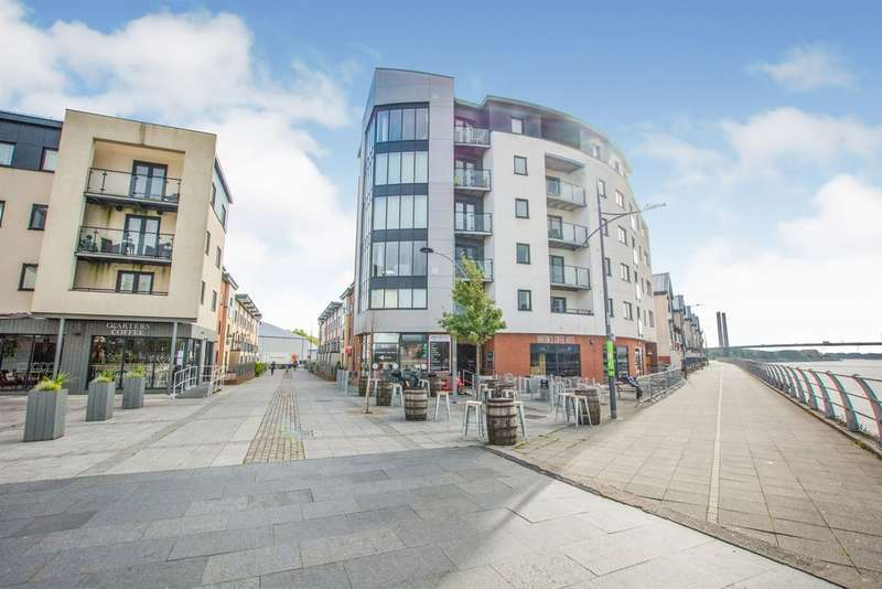 2 Bedrooms Flat for sale in Millennium Walk, Newport