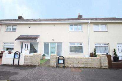 2 Bedrooms Terraced House for sale in Taggart Road, Croy, Kilsyth, Glasgow