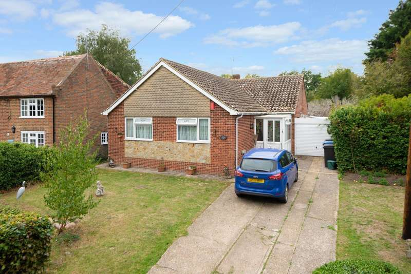 3 Bedrooms Detached Bungalow for sale in Westmarsh, Nr Ash, Canterbury, CT3